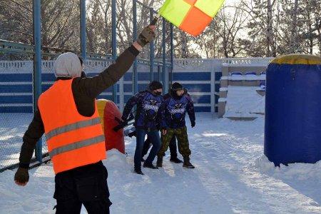 Состоялся чемпионат РК по лазертагу